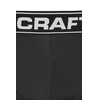 """Craft Greatness Ondergoed onderlijf Heren 3"""" 2-Pack zwart"""